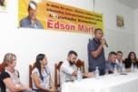 DEPUTADO EDSON MARTINS PARTICIPA DA ENTREGA DOS CERTIFICADOS AS MULHERES