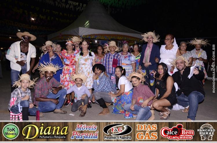 7º ARRAIÁ MONT - SEGUNDO DIA DA FESTA JUNINA 2017