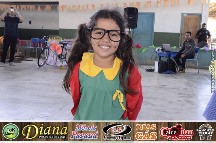 ARRAIÁ DA ESCOLA MARIA DE ABREU 2017 - 3ª GINCANA CULTURAL DONA MARIA