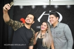 Henrique e Diego: Fotos no Camarim da Expoari 2017