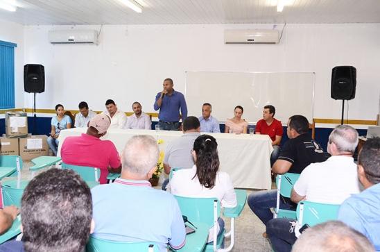 Deputado Estadual destina recursos para área de saúde na cidade de Monte Negro, em RO