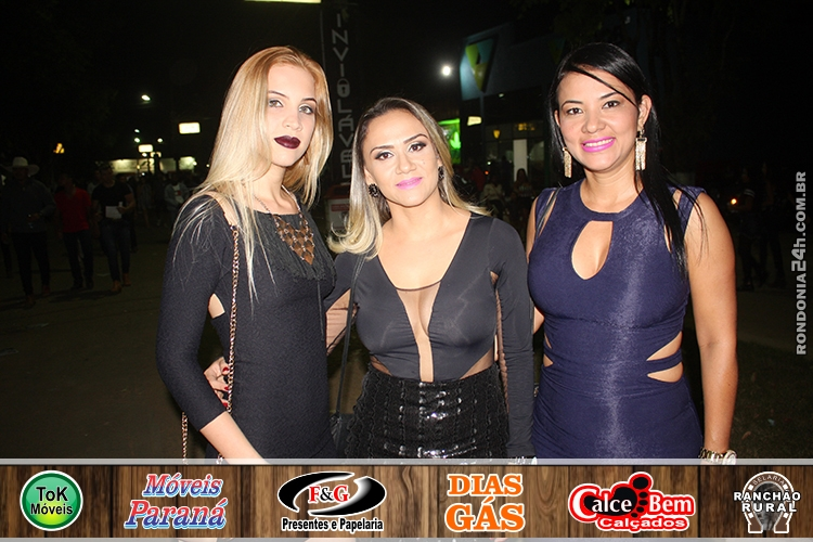 EXPOARI 2017: SHOW DE HUMBERTO E RONALDO AO VIVO