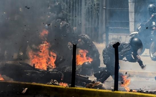 Dirigente da oposição é morto a tiros em protesto contra a Constituinte na Venezuela