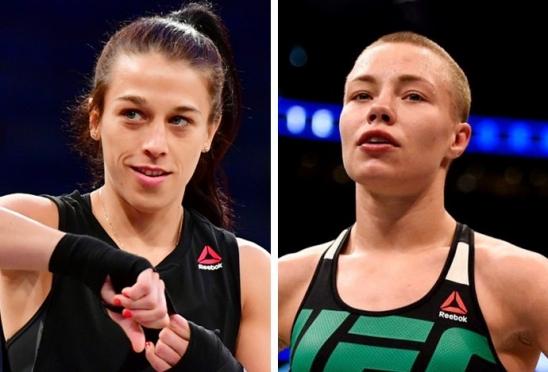 Joanna defende cinturão contra Rose Namajunas no UFC 217, em Nova York