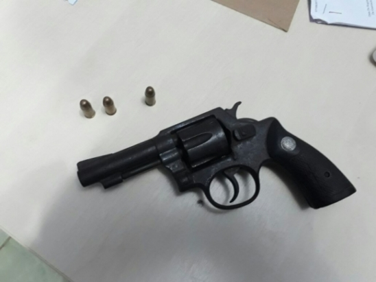 PM em Buritis detém homem por porte ilegal de arma