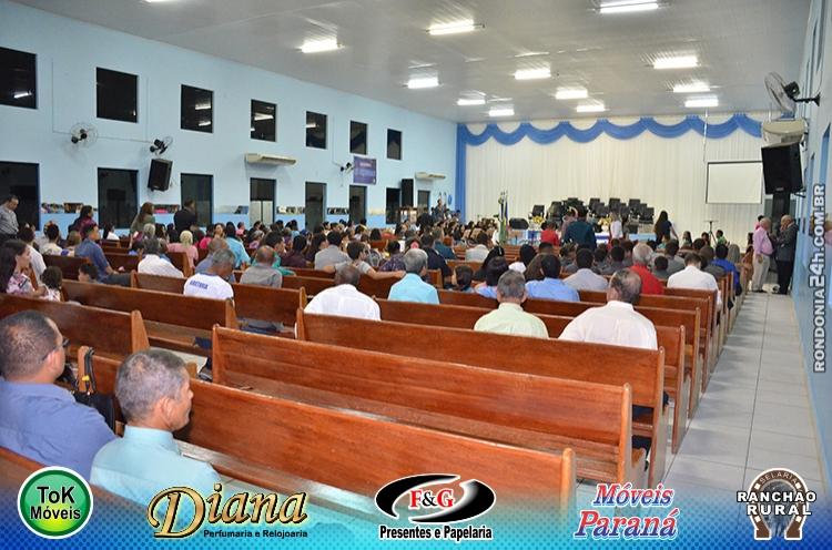 16º ENCONTRO DOS MILITARES EVANGÉLICOS DO ESTADO DE RONDÔNIA