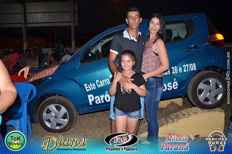 FESTA DA PARÓQUIA SÃO JOSÉ COM SORTEIO DE CARRO 0KM