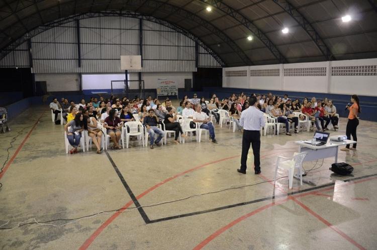 Curso de Oratória em Monte Negro