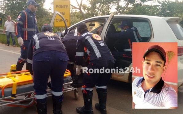 Motorista falece no hospital, após ser  baleado em execução na BR 421