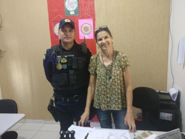 Patrulha Escolar do 7°BPM lança Projeto Educativo Momento Cívico na Escola