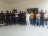 """Formação Sanitária do 7°BPM realiza campanha Novembro Azul: """"Um toque de saúde"""""""
