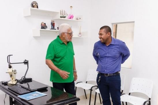 Consultório de Oftalmologia Dr. Izaumi Dias de Castro é inaugurado na cidade de Monte Negro, em RO