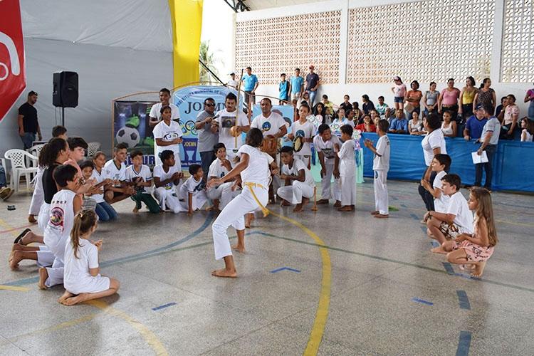 Jogos Escolares de Monte Negro - JOEMN 2017
