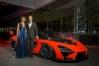 Último McLaren Senna é leiloado: R$ 9 mi