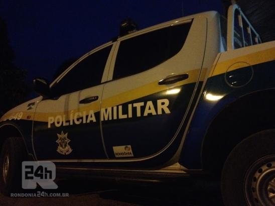 Bandidos anunciam roubo e levam dinheiro e celulares das vítimas, em Monte Negro