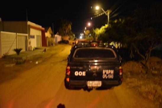 Mulher é baleada em tentativa de assalto no Setor 03 em Jaru