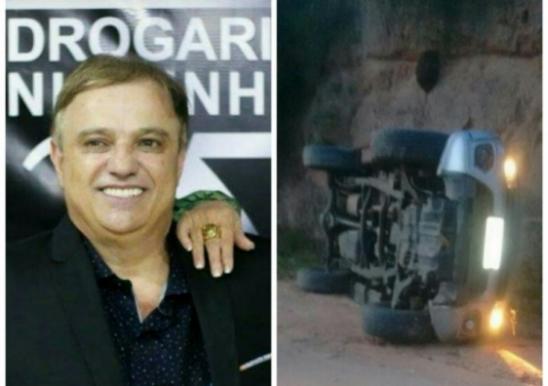 Morreu empresário Niquinho da drogaria de Governador Valadares