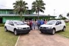 Secretaria de Saúde de Monte Negro faz entrega de dois veículos a Vigilância Sanitária e Endemias