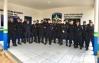 Coronel Ênedy faz visita ao 3° Pelotão da Polícia Militar, em Monte Negro