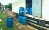 Hospital de Monte Negro faz descarte correto de lixo hospitalar, em RO