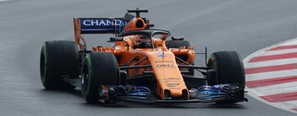 McLaren já planeja uma grande evolução aerodinâmica para início da temporada