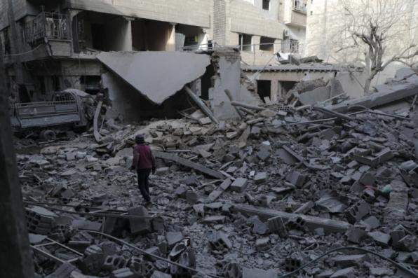 Bombardeio em Guta Oriental mata crianças, diz ONG