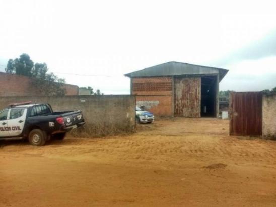 Tanques de combustível roubados de empresa vilhenense são encontrados em barracão