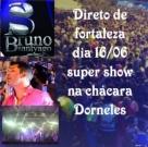 Chácara Dorneles realizará 1º Festival de interpretação da musica sertaneja em Ariquemes, RO