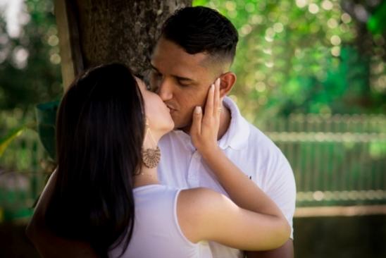 Policial militar de Monte Negro, faz pedido de casamento no