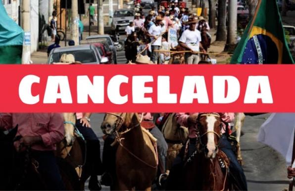 Cancelado a cavalgada do 1º Encontro dos Pecuaristas de Monte Negro, em RO