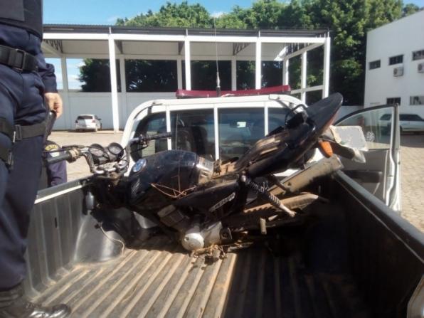 Motocicletas são recuperadas por policiais militares do 7° BPM
