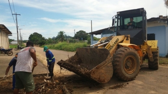 LIMPA MONTE NEGRO 2018: Prefeitura informa a retomada da limpeza da cidade