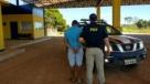 Caminhoneiro com habilitação falsa é preso pela PRF em São Miguel do Guaporé, RO