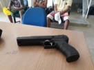 Após denuncias, trio armado é detido pela Policia próximo a Escola no Setor 4 de Ariquemes, RO