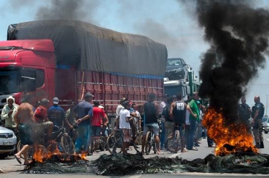 Aprovada política de frete mínimo para transporte rodoviário de cargas