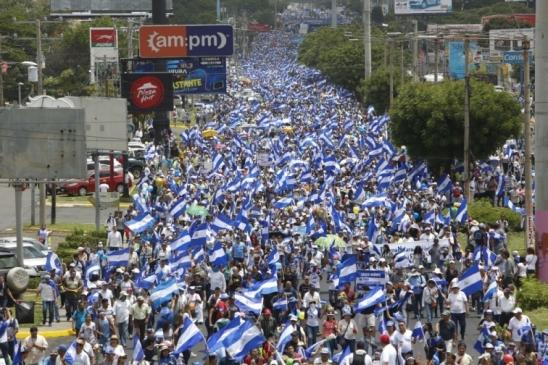 Sobe a 264 o número de mortos em protestos na Nicarágua, diz CIDH