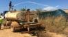Matagal em terrenos baldios são incendiados, causando riscos a casas em Monte Negro