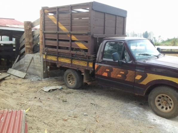 Monte Negro: Casal de agricultores são mantidos de reféns durante roubo de caminhonete F-1000
