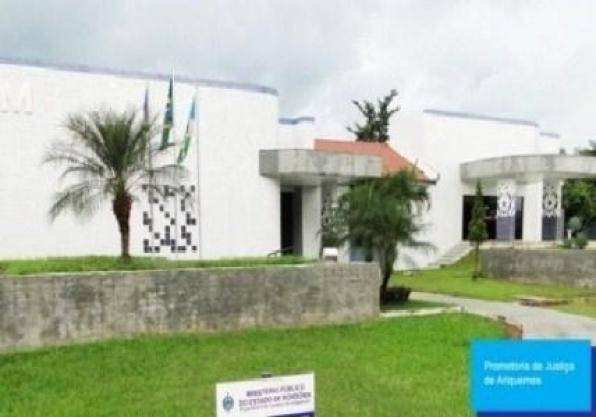 MP ingressa com ação civil por ato de improbidade administrativa contra o prefeito de Ariquemes