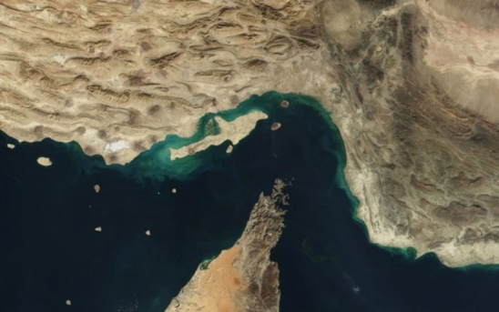 O acidente geográfico que é a maior arma do Irã contra os EUA