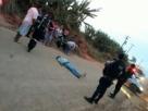 Homem morre após acidente de transito próximo ao cemitério de Buritis, em RO