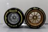 Atual fornecedora de pneus da F1 se diz pronta para nova