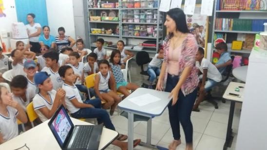 Secretaria Municipal de Educação de Monte Negro parabeniza a todos os profissionais em Psicologia