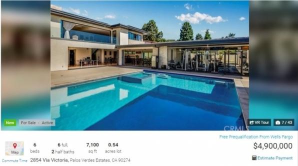 Anderson Silva põe mansão à venda na Califórnia por cerca de R$ 20 milhões