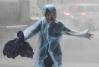 Tufão Mangkhutí deixa mortos e ferido na China