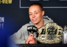 Rose Namajunas diz que Jéssica Bate-Estaca merece ser a próxima desafiante ao cinturão peso-palha