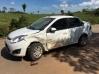 Ultrapassagem resulta em acidente entre caminhão boiadeiro e carros na BR 421, em Monte Negro