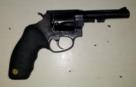 PM localiza arma próximo ao roubo de veiculo no Assentamento Élcio Machado, em Monte Negro
