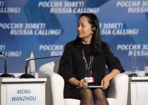 Juiz decide em audiência futuro da diretora da Huawei presa no Canadá