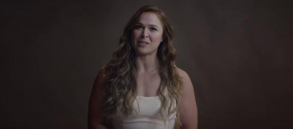 Mulheres quebram barreiras lideradas por Ronda Rousey